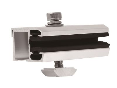 Thin-Film End Clamps